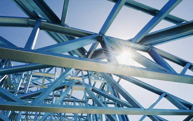 Монтаж и изготовление металлических конструкций